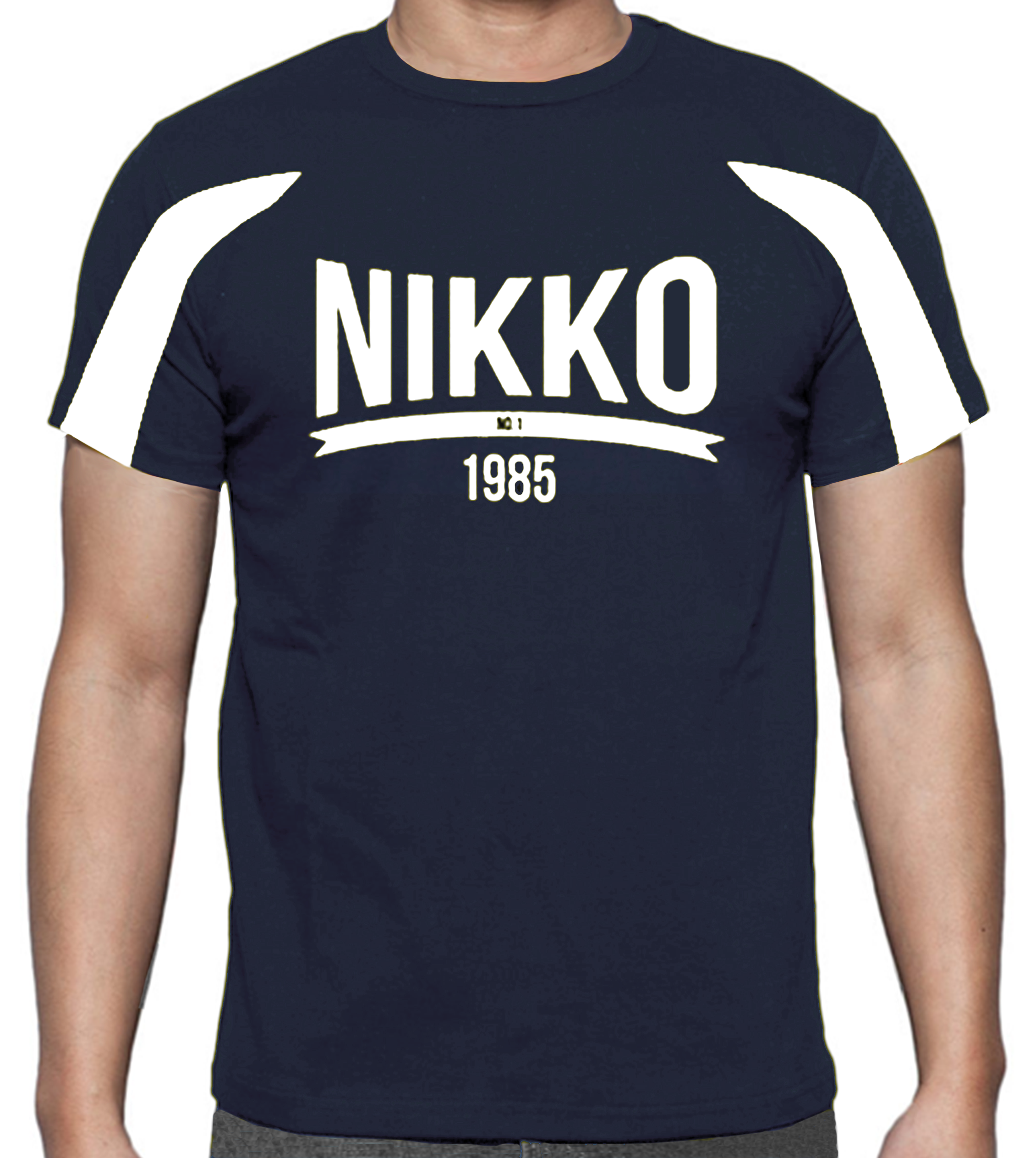 Nikko Dry Fit Two-Toned Blue